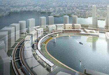 洲际装饰集团:中标龙湖金融中心外环23号楼精装修工程