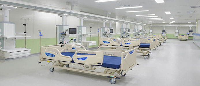 """华剑股份丨梅州市中医医院:坐落于""""世界客都""""的全新医疗洁净空间"""